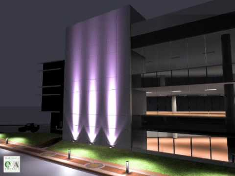 Jaipur Interiors Facade Lighting
